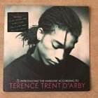 TERENCE TRENT D'ARBY  Introducing The Hardline  LP Klappcover