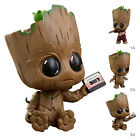 Hot Guardians of the Galaxy Vol 2 Groot Cosbaby Bobble Head Action Figure Toys