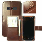For Telstra Tough Max ZTE T84 / High Quality PU Leather Wallet Phone Case Cover