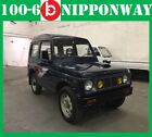 1991+Suzuki+Samurai+Jimny+High+Roof+4WD+at+No+Reserve+Auction