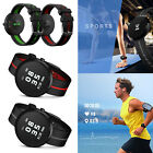 Fitness Blood Pressure Heart Rate Monitor Tracker Smart Watch for IOS Android