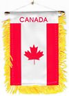 1. Canada flag automobile rearview mirror or window flag car Home Canadian pride