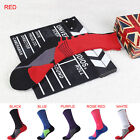 1pair Hombres Mujeres Riding Ciclismo Deportes Calcetines transpirables