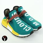 ADIDAS PW HUMAN RACE NMD TR 5-14 GREEN SUNGLOW TEAL AC7188 PHARRELL TRAIL LEGIT!