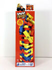 NEW Tumbling Tower Game DEPSICABLE ME 3 GRU MINIONS Wooden Like Jenga Fun Toy