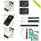 For Apple iPhone 5 5S Rubber Hard Shockproof Case Cover Hybrid