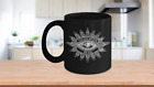 I've Got My Eye On You Funny Coffee Tea Mug White