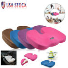 Memory Foam Coccyx Orthopedic Car Seat Office Chair Cushion Pain Relief Pad