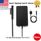 For Microsoft Surface Book Pro 3 Pro 4 65W 15V 4A AC Power Adapter 1706 Lot best