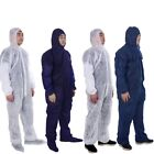 Внешний вид - Disposable DIY Suit Protective Clothing Overall Coverall Work Clothes L-3XL SH