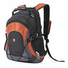 SWISSWIN outside Travel Gear Laptop Backpack School Satchel Hiking Daypack NEW