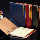 Hard Cover Office Business Note Pad Organizer Professional Planner Journal Book