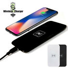 For iPhone 8 / Plus / X Qi Wireless Fast Charging Dock Charger Mat Pad Plate iOS
