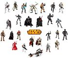 Star Wars Buildable  Action Figures Kids Toys Darth Cody Grievous Rey Poe K-2SO $11.52 USD