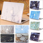 """Marble Stone Pattern Matte Case Shell for MacBook 12"""" AIR PRO 13"""" 15"""" Touch Bar"""