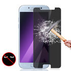 Privacy Anti-spy Tempered Glass Film Screen Protector Cover For Samsung Galaxy