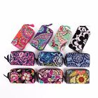 NWT Vera Bradley Accordion Zip Around Wallet In Various Colors