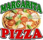 Margarita Pizza DECAL (Choose Your Size) Food Truck Concession Sticker