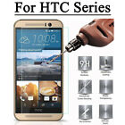 For HTC One M8 M9 M10 9H Real Premium Tempered Glass Screen Protector Guard Film
