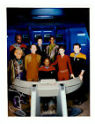Autographed STAR TREK DS9 Color Photo of Armin Shimmerman signed in person REAL