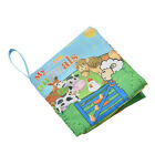 Fabric Books Learning&Education Baby Toys Educational Cloth Cartoon Book QH PL