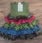 New With Tags Baby Girl Dress PERSNICKETY size 3 Boutique  Matilda Jane
