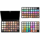 120 Colors Earth Cosmetic Powder Makeup Naked Matte Shimmer Eye Shadow Palette