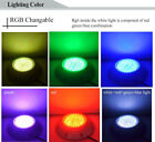 Express-18W 24W 35W 2835SMD LED Underwater Swimming Pool Light for Fountain Pond