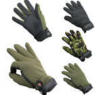 Внешний вид - Sports Gloves Men Full Anti-slip Protective Bicycle Mountain Riding Finger NEW