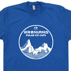 Greenland Polar Ice Caps T Shirt Polar Bear Global Warming Glacier Park Climate