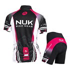 Women's Sports Wear Cycling Jersey Sets Bike Bicycle Top Short Sleeve Clothing