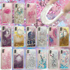 Quicksand Liquid Glitter Sparkle Shockproof Soft TPU Case Cover For Newest Phone