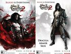 2 SIDED Castlevania Lords of Shadow 2 PS3 Xbox 36 Display Poster Art 24 x 36 NEW