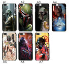 Star Wars Boba Fett Darth Vader Soft TPU Case Cover For iphone X 6S 7 8 Plus S9 $4.95 USD on eBay