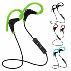 Wireless Sport Stereo Bluetooth Headset Earphone Headphone For iPhone Samsung