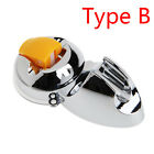 Shower Hand Bracket Mount No Drilling Adjust Attachable Head Holder Suction Cup