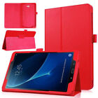 """For Samsung Galaxy Tab A A6 7"""" 8"""" 10.1"""" T580 Tablet Leather Stand Cover Case WQ"""