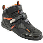 Joe Rocket 1387-5009 Atomic Boot 9 Black / Orange