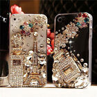 For ZTE Blade Z Max/ Zmax Pro 2/ Z982 Case Diamond Glittter Bling Crystal Skin