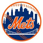 New York Mets MLB Decal Sticker Car Truck Window Bumper Laptop Wall on Ebay