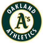 Oakland Athletics MLB Decal Sticker Car Truck Window Bumper Laptop Wall on Ebay