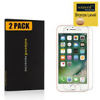 2-Pack SOINEED For iPhone 7 / 7 Plus Tempered GLASS Screen Protector Lot