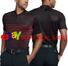 2018 **ALL NEW** TIGER WOODS TW COOLING GRAPHIC GOLF SHIRT 892317-010 PICK SIZE
