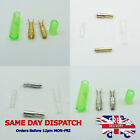 Male & Female DJ211-4A DJ221-4A Bullet Connector 3.9mm Classic Terminal Covers