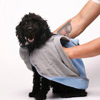 Pets Drying Towel, long Pile thick microfiber double layers