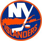 New York Islanders NHL Decal Sticker Car Truck Window Bumper Laptop $10.99 USD on eBay