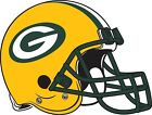 Green Bay Packers NFL Decal Sticker Car Truck Window Bumper Laptop Wall on eBay