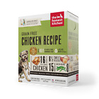 The Honest Kitchen Force Dehydrated Grain Free Dog Food Chicken Recipe