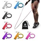 Extreme Fitness Speed Skipping Rope Crossfit Boxing Exercise Pro Fitness MMA Tra