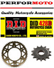 DID D Chain And Sprocket Kit Scorpa TY-S125F 03-05